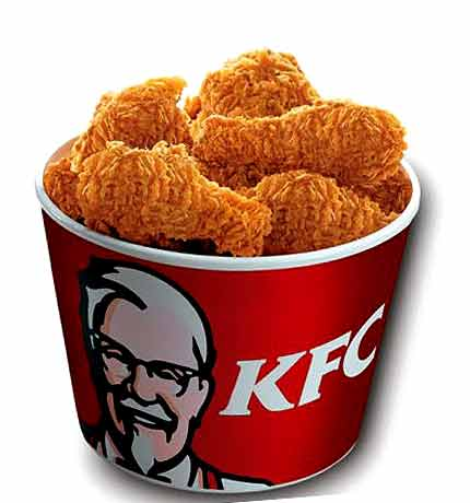 HOW MUCH IS A BUCKET OF KFC CHICKEN IN NAIRA COMPARED TO ...